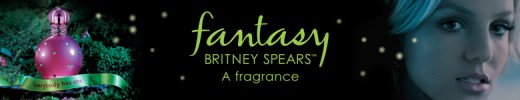 Elizabeth Arden For Britney Spreas Fantasy Ladies Perfume