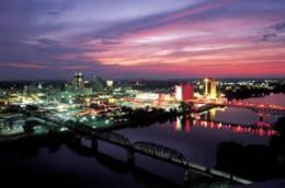 Downtown Shreveport
