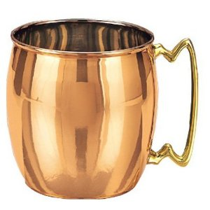 Old Dutch International Moscow Mule 16-Ounce Copper Mug