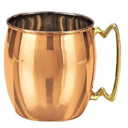 Old Dutch International Moscow Mule 16-Ounce Copper Mug