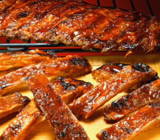 What Would A Tailgating Party Be With Out Ribs