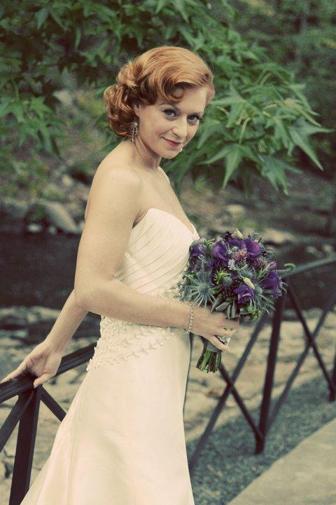 Photojournalistic or Lifestyle Bridal Portrait