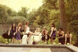 Photojournalistic or Lifestyle Bridal Party