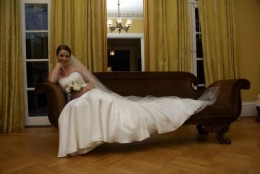 Formal Bridal Portrait