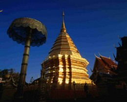 Doi Suthep Temple Chiang Mai