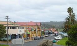 A typical South Coast town (Merrimbula I think)