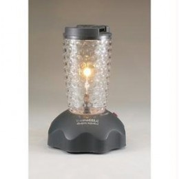 Mosquite Repellent Mini Lantern, Clear, 8 Hour