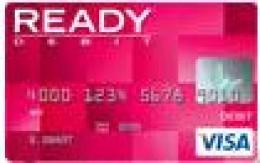 Readydebit Prepaid Visa Pink