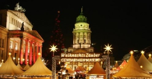 In Berlin, Christmas is one of the most celebrated time of year.