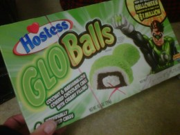 GLOBalls... how fast can you eat one?