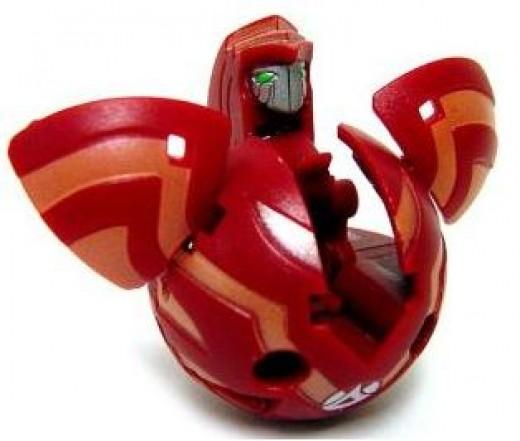 Red Pyrus Boost Ingram 660G
