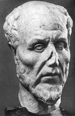 Greek Philosopher: Plotinus
