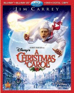 Disney's A Christmas Carol on Blu-Ray