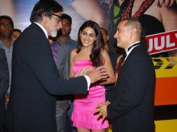 The star-studded premiere of the movie 'Jaane Tu Ya Jaane Na'