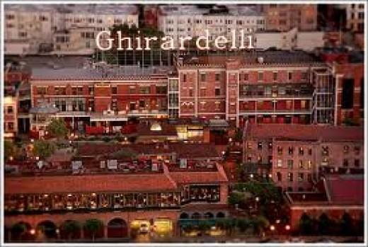 Ghirardelli Square in San Francsico