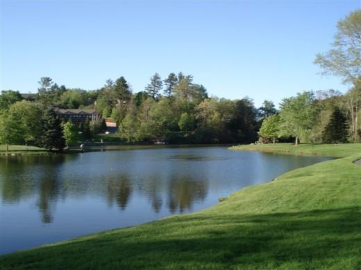 Chetola Lake, North Carolina