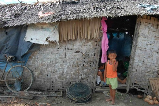 House for Vietnam child