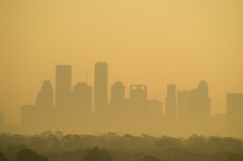 Houston Skyline USA