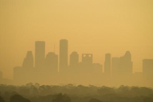 Houston Skyline USA