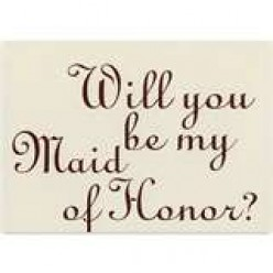 A Guide To Being The Best Maid Of Honor Possible