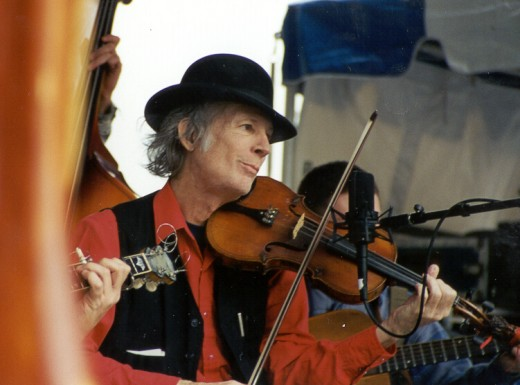 The Late Great John Hartford - at the Merlefest 2000