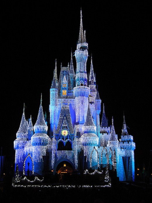 ...go to a reputable theme park. The Magic Kingdom has one of the best Christmases in the world, anyway.