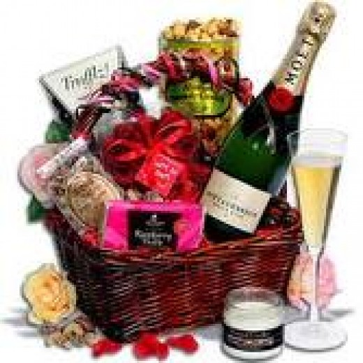 Valentines Gifts for Him - The Ultimate and Sexy Blind Date Gift Basket