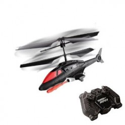 Best Gift Ideas - Toys Under $40 - RC Helicopter Sharpshooter - Air Hogs Red Canopy Sharp Shooter Ch B
