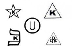 Be sure to look for these Kosher Certification Food Labeling symbols