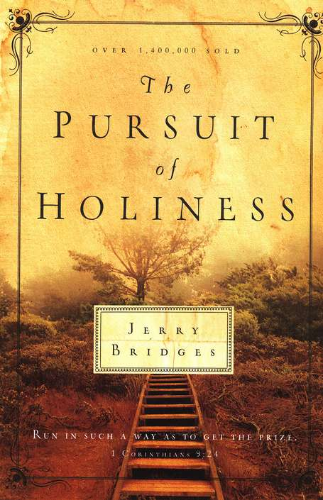 The Pursuit of Holiness, by Jerry Bridges. One of the earliest books I read as a newly born-again Christian. The Navigators are a good group.