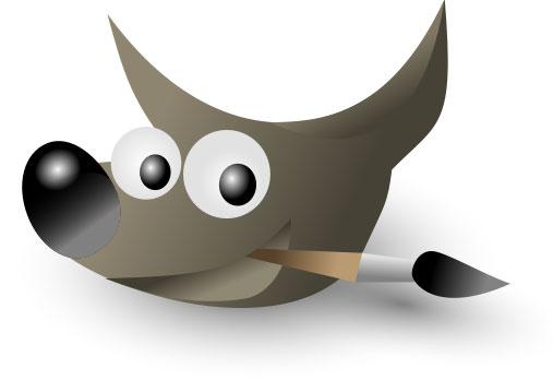 Wilbur the GIMP mascot