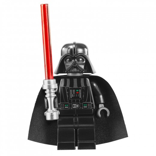 LEGO Star Wars Christmas: 8017 Darth Vader's TIE Fighter