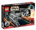 LEGO Star Wars 8017 Darth Vader's TIE Fighter box