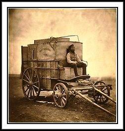Going Mobile Circa 1855