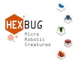 Hexbug Micro Robotic Creatures