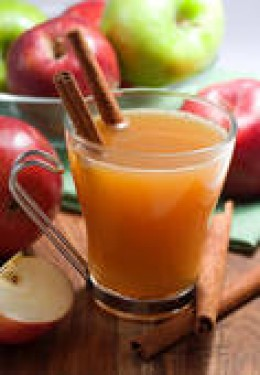 A hot cup of Apple Cider is perfect Festive Treat for the Holiday Season!