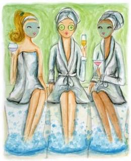 A great spa experience includes proper etiquette