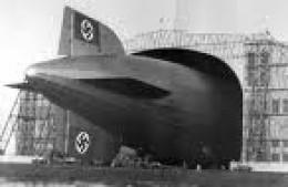 Yep, they'd needed a very big hangar.