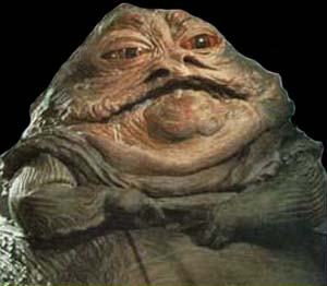 Jaba the Hutt