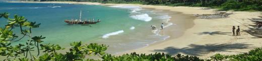 Mirissa Bay Beach, Southern Coastal Belt, Sri Lanka