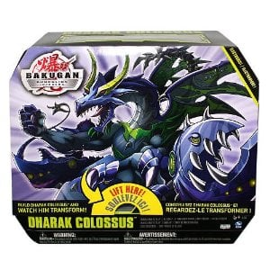 Bakugan Dharak Colossus