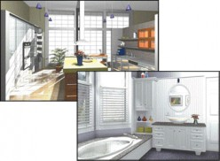 Software for Kitchen and Bath Designs