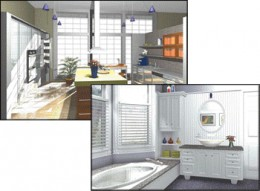 Bathroom And Kitchen Planner