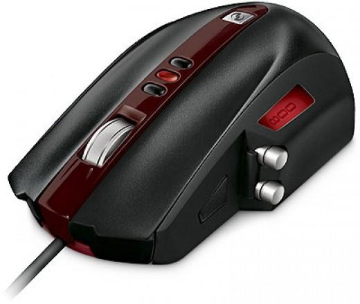 Microsoft Sidewinder Gaming Mouse