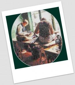 Tailors by Charles Mertens