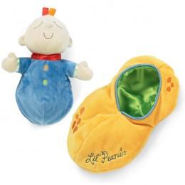 Snuggle Pod Lil Peanut doll and her pod