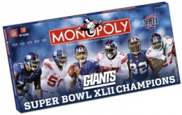 NFL Team Monopoly