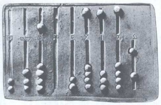 Greek Abacus