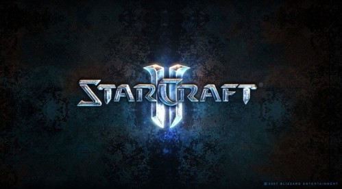 Starcraft 2 Logo