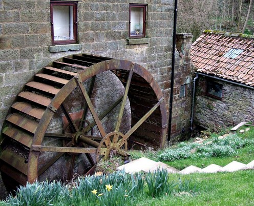 Cairne's Mill.